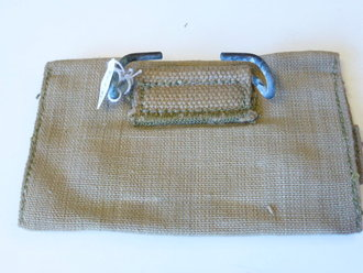 US Army WWI, First aid pouch khaki 1918