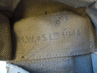 British WWII, general purpose ammo pouch, 1944 dated