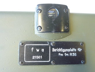 Entfernungsmesser R36 : Wh entfernungsmesser m r komplettset fast neuwertig diff