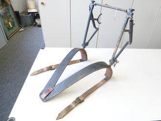 Schultertragegestell zum entfernungsmesser 36 luftwaffenblauer origi