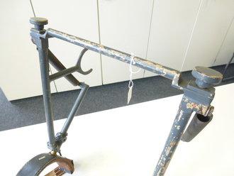 Schultertragegestell zum entfernungsmesser luftwaffenblauer origi