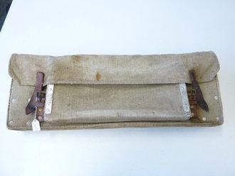 Tasche zum klappbaren festlegestreifen für entfernungsmesser g