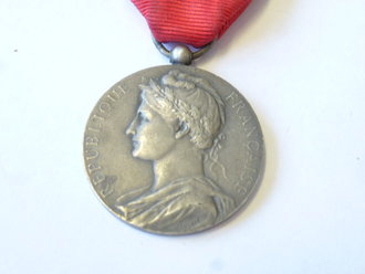 Frankreich Medaille Travail Commerce Industrie