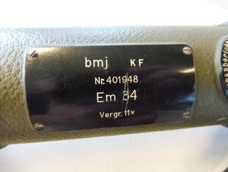 Entfernungsmesser Em 34 : Entfernungsmesser 34 überlackiert sehr guter zustand einwandf