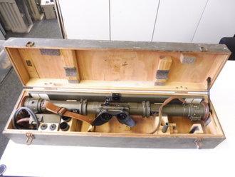 Entfernungsmesser kriegsmarine auf meter basis mit zubehör i