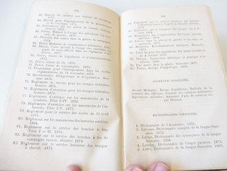 Datieren Sie das Wort auf Französisch
