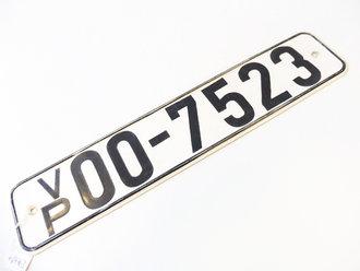 Datieren alter Nummernschilder Kreative Online-Dating-Taglines
