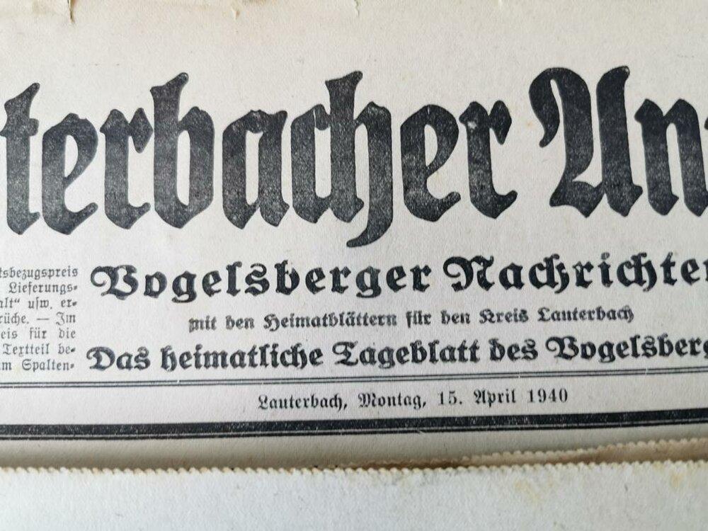 Vogelsberger Nachrichten