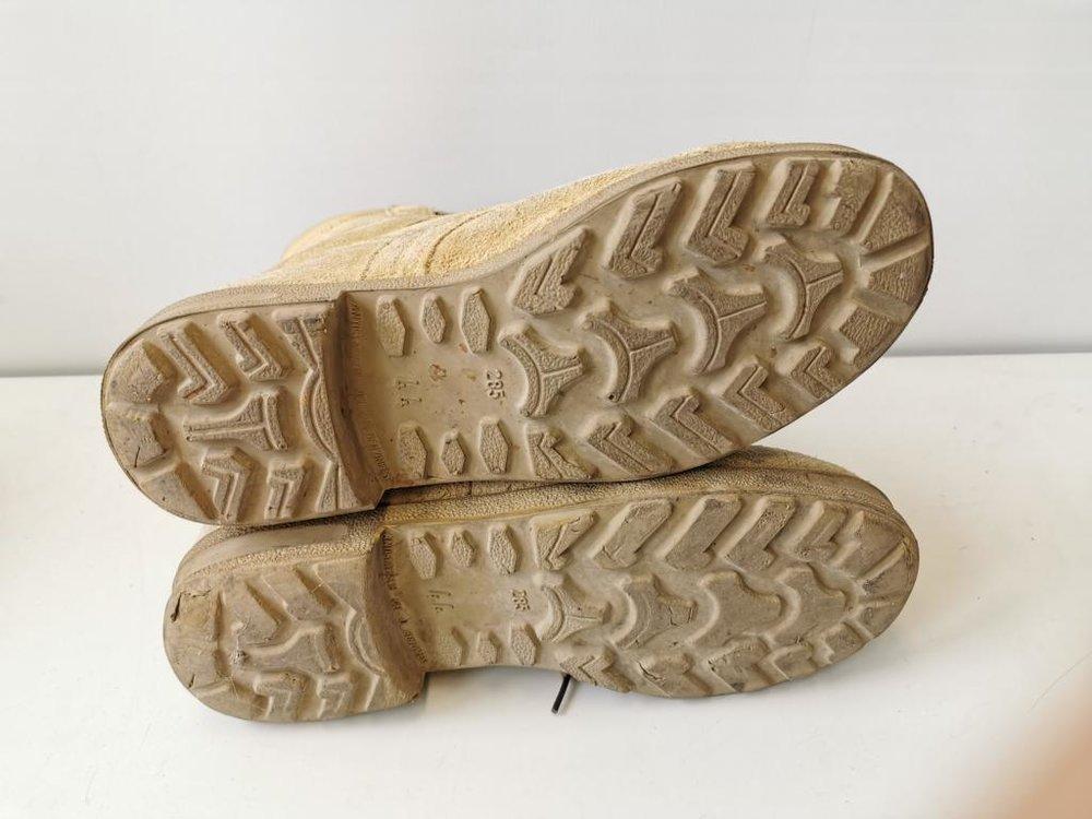 Bundeswehr Schuhgröße