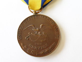 U.S. Army before WWI, medal Spanish campaign 1898,OLDER REPRODUCTION