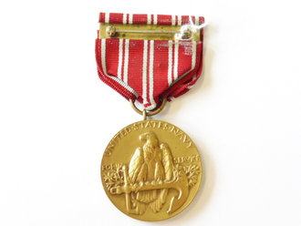 U.S. Army before WWI, medal Second Nicaraguan campaign, OLDER REPRODUCTION