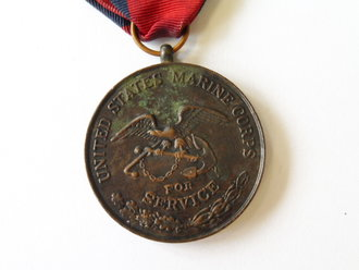 U.S. Army before WWI, medal Nicaraguan Campaign 1912, OLDER REPRODUCTION