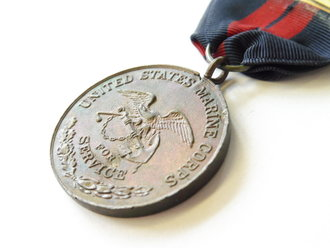 U.S. Army before WWI, medal Haitian Campaign 1919-1920, OLDER REPRODUCTION